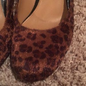 Mootsies Tootsies Shoes - ‼️❤️😍leopard print heels ❤️❤️‼️